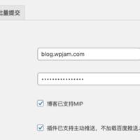 WPJAM Basic 扩展:百度站长